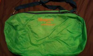 Newport-Alive-with-Pleasure-Duffel-Bag-Gym-Bag-Vintage-used