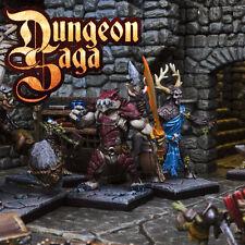 Dungeon Saga, Legendary Heroes of Galahir, Expansion Kit, New