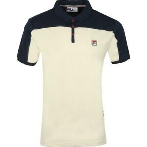Fila Vintage 'Mivvi' Polo Retro Tennis Shirt-