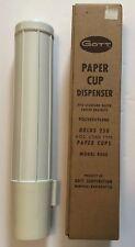 Gott Paper Cup Dispenser Fits Standard Water Cooler Brackets Holds 250 4 Oz Cups