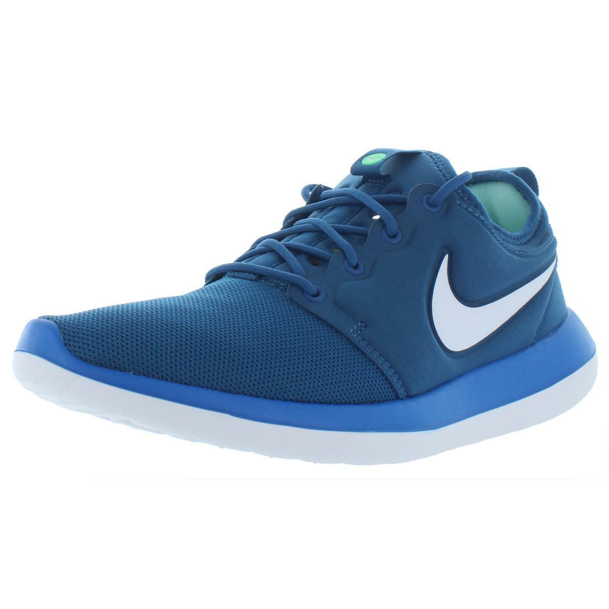 Nike para hombre Roshe Entrenamiento Casual Zapatos Deportivos Perforados Two Zapatillas BHFO 3530