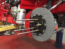 Set of three female threaded M12x1.5 x 200mm long Lug Guide Tools for Corvette
