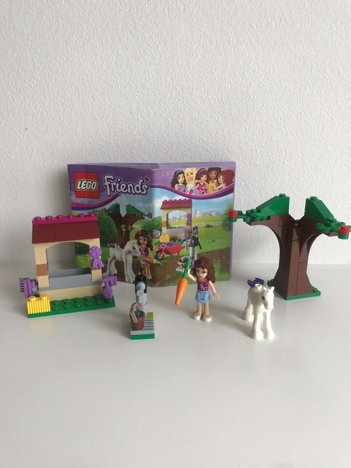 Lego Friends, 41003 & 41019