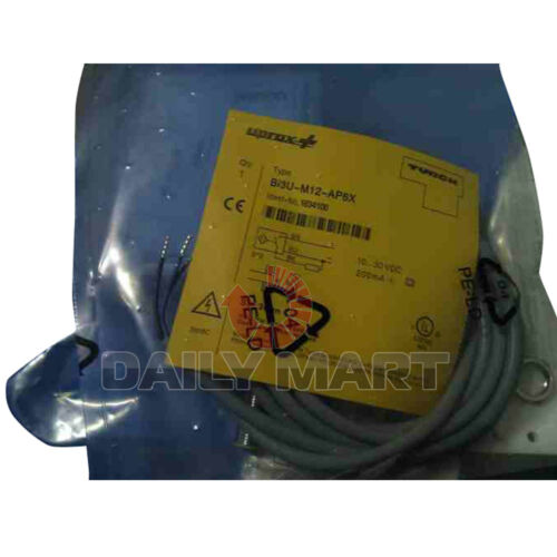 New TURCK Compact Photo-electric Inductive Sensor BI3U-M12-AP6X Proximity Switch
