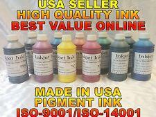 Any 7 pigment bulk ink for EPSON surecolor p6000 p8000 refill cartridge inkjet
