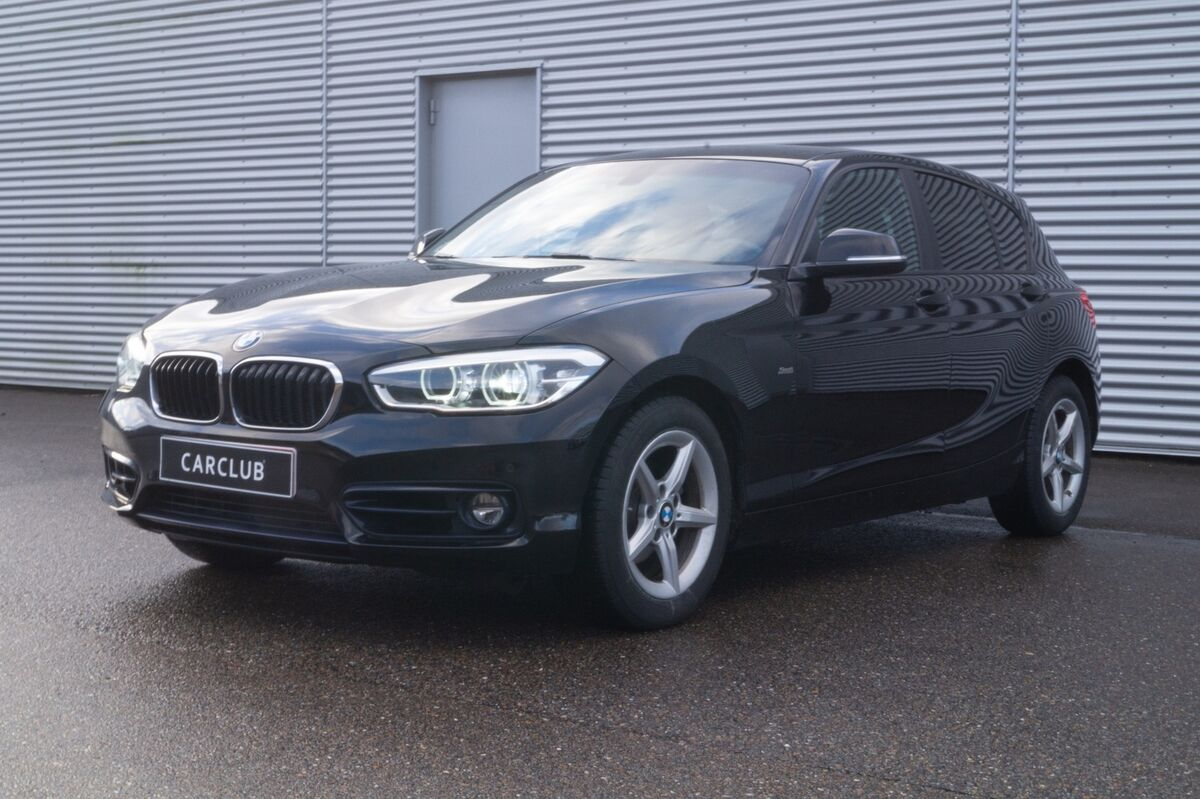 BMW 118d Sport Line aut.