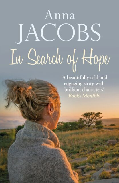 Anna Jacobs - In Search of Hope *NEW* + FREE P&P