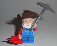 Toy Story Lego Stinky Pete W/dynamite Custom (genuine Lego Parts) 7594