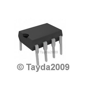 10pcs-5-each-NE5532-Op-Amp-IC-5532-amp-8-Pin-DIP-Socket