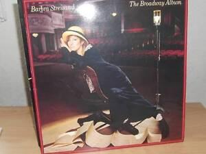 D-Barbra-Streisand-The-Broadway-Album-1985-Vinyl-LP