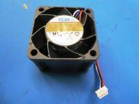Avc Dbtd0428b2f Fan 12v 30cfm 40x40x28 W/ Connector