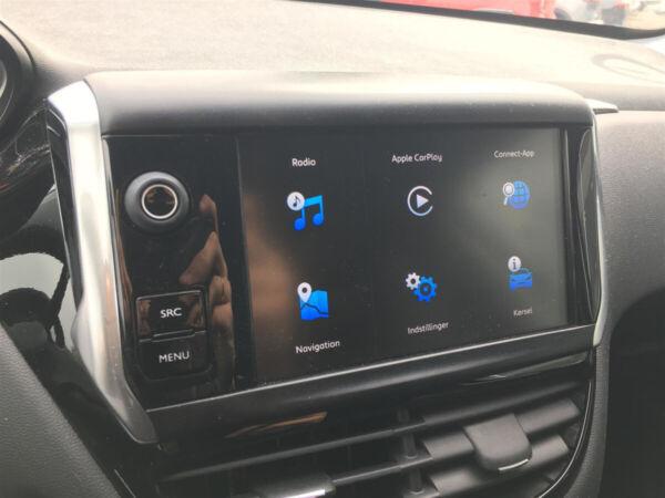 Peugeot 208 1,6 BlueHDi 100 Envy billede 13