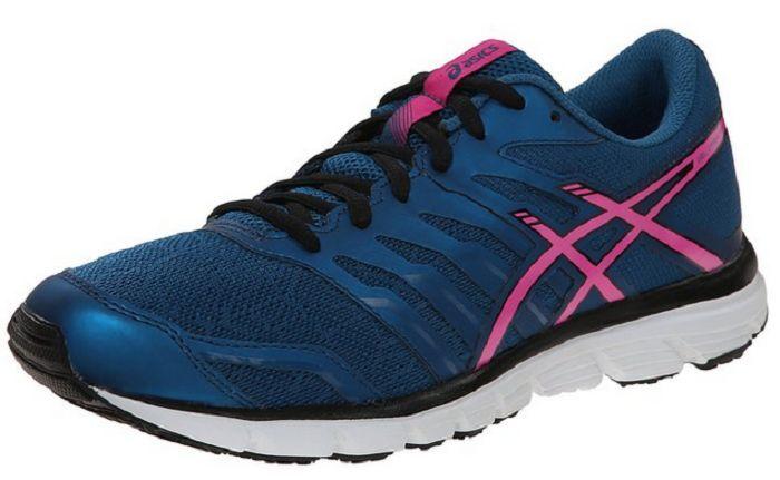 ASICS femmes  GEL-Zaraca 4 Running Shoe US 6 Eur 37