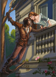 Swashbuckler Musketeer Fantasy Art