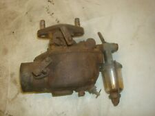 1957 Ford 861 Tractor Carburetor Tsx 662 600 800