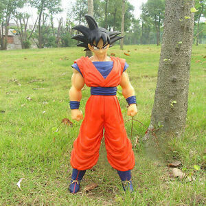 "15.5"" Large New Dragon Ball Z Figure GOKU High New"