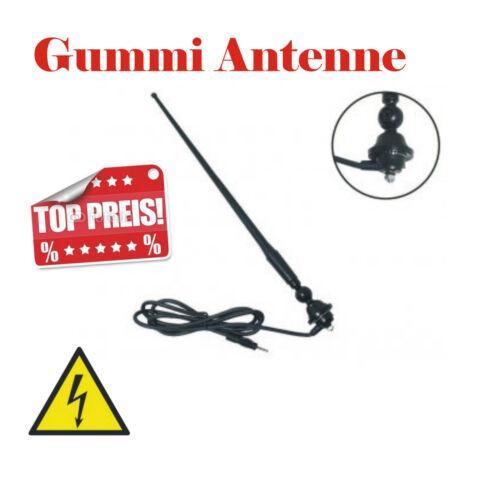 Camión turismos auto antena de radio antena de goma auto antena antena de radio antena flexible