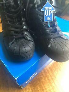 Adidas Superstar UP W S76404 black | eBay