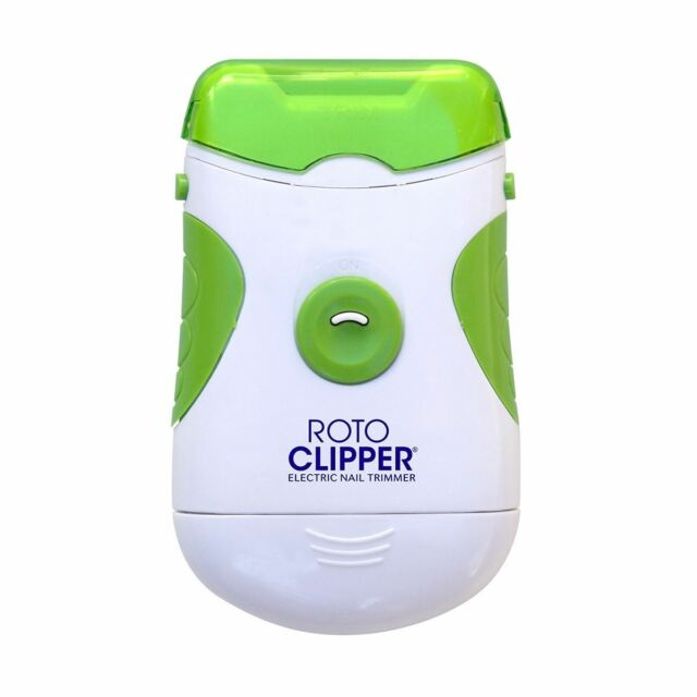 JML Roto Clipper Easy Use Electric Nail Filer & Trimmer Rotating ...
