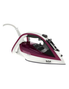 Tefal Turbopro Airglide Iron: Maroon FV5605