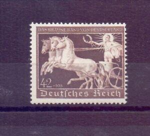Dt-Reich-1940-Das-braune-Band-MiNr-747-postfrisch-Michel-120-00-872