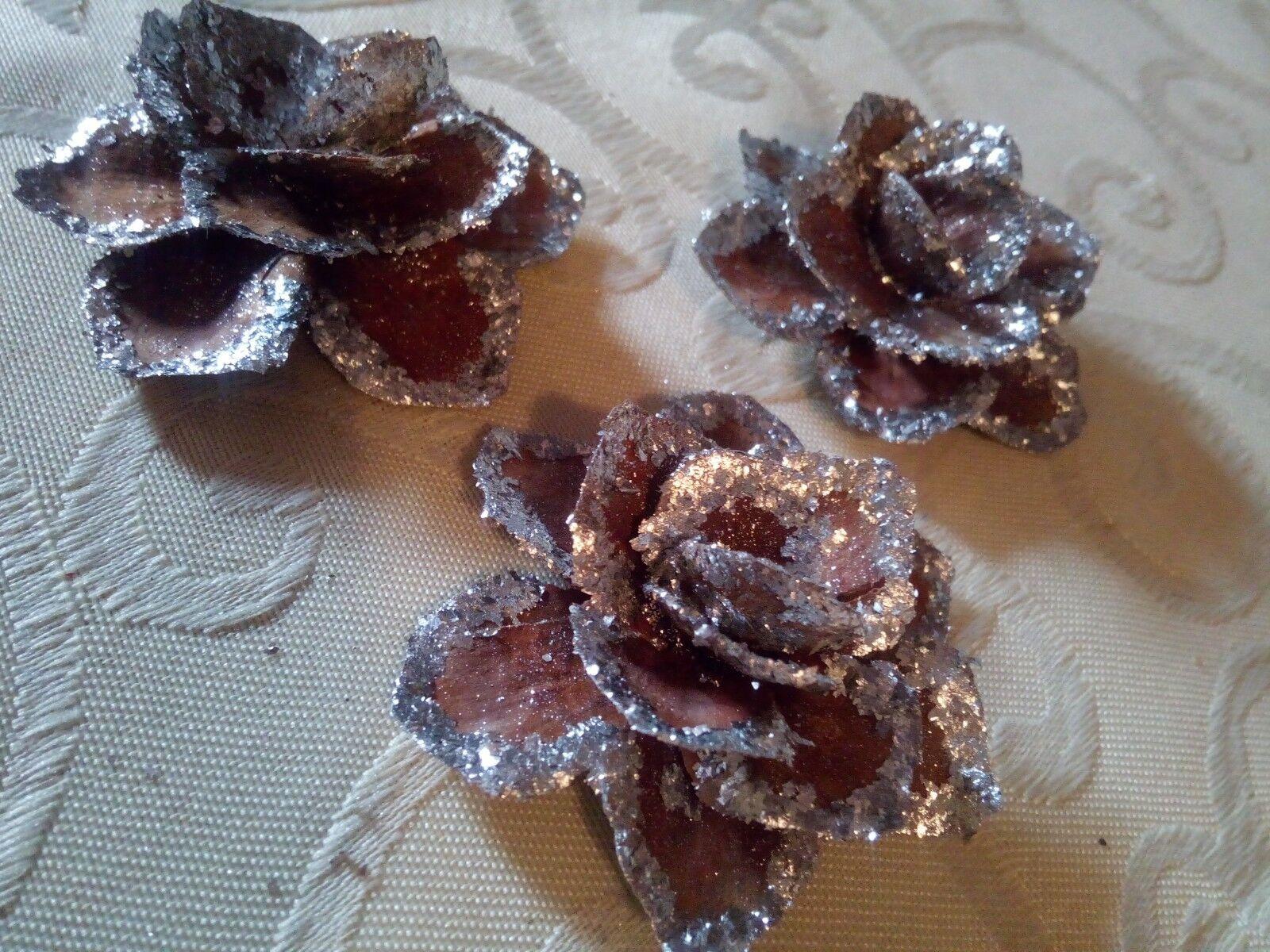 100pcs Pine cone decoration flower christmas wedding table decor wreath  garland