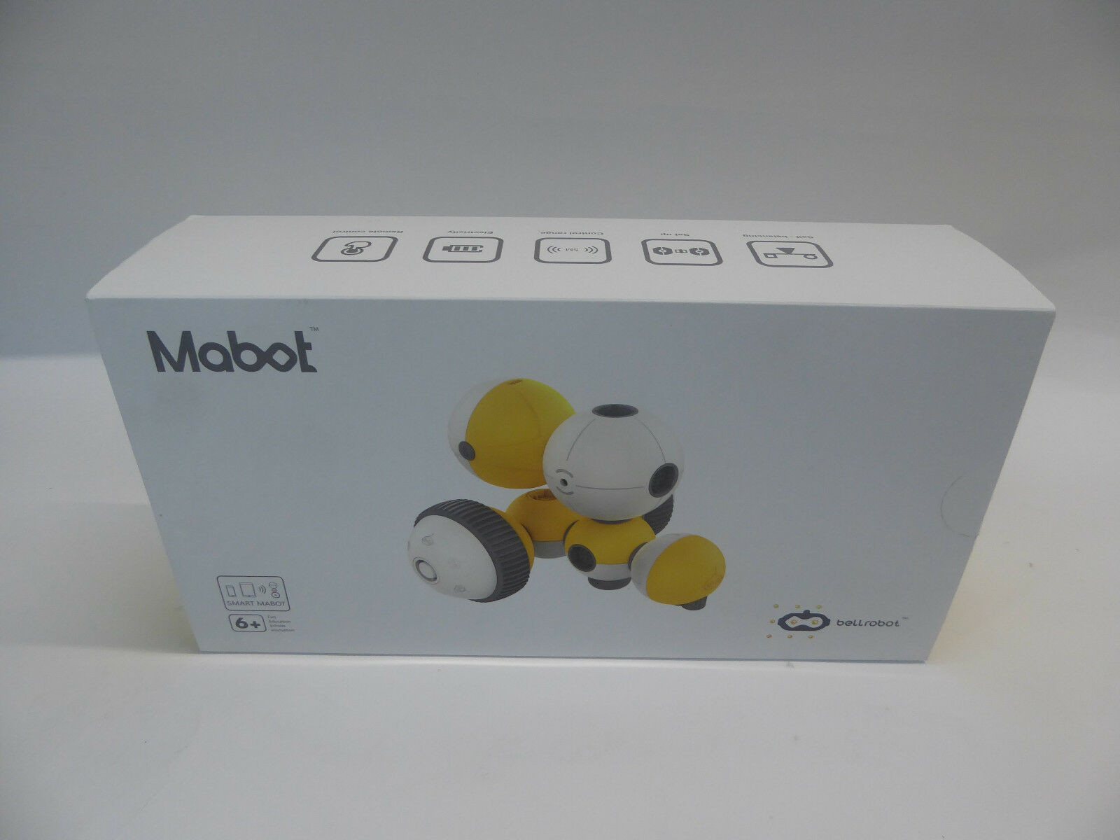 MABOT MA1001 ROBOT BUILDING KIT PLUG & PLAY AI STEM - COMPLETE SET