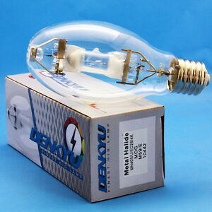 MH1000//U//4K//BT37 DENKYU 10444 1000W Metal Halide Lamp M47//E Bulb ED37