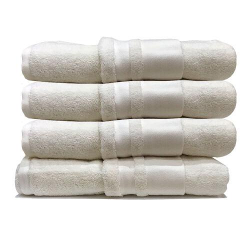 100/% Handtücher aus Ägyptischer Baumwolle Luxus Superweich 600 Gsm Hand