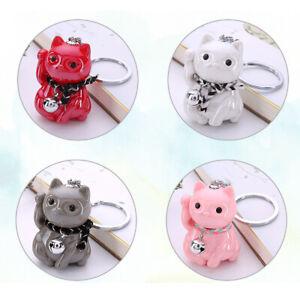 Am-KF-Cute-Cartoon-Keyring-Charm-Pendant-Bag-Purse-Key-Chain-Ring-Keychain-Lov