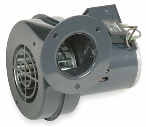 Dayton Model 3FRG6 Blower 79 CFM 3440 RPM 12 Volts DC