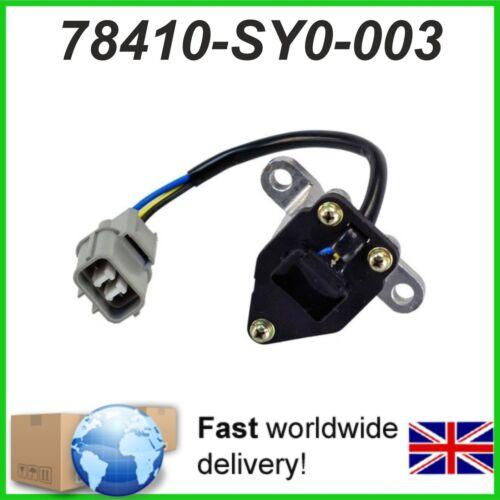Speed Sensor ACURA HONDA Accord Prelude 2.2 2.3-78410-SY0-003 78410SY0003