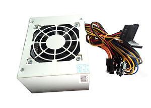 ALIMENTATORE-PC-CASE-MINI-MICRO-ATX-500W-10x12-5x6-Cm-VENTOLA-8-CM