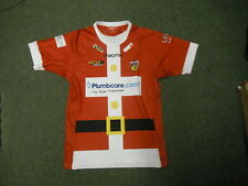 Wakefield Wildcats Medium Mens Christmas Edition Rugby League Shirt