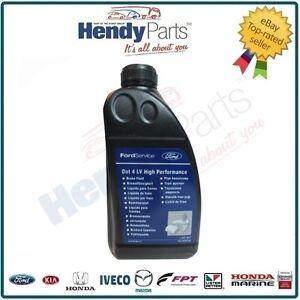 new genuine ford brake fluid wss m6c65 a2 1 litre. Black Bedroom Furniture Sets. Home Design Ideas