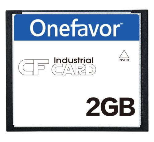 Tarjeta de memoria CompactFlash CF onefavor 2GB