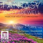 Fantasy and Farewell von Lso,Francis,Mayers (2013)