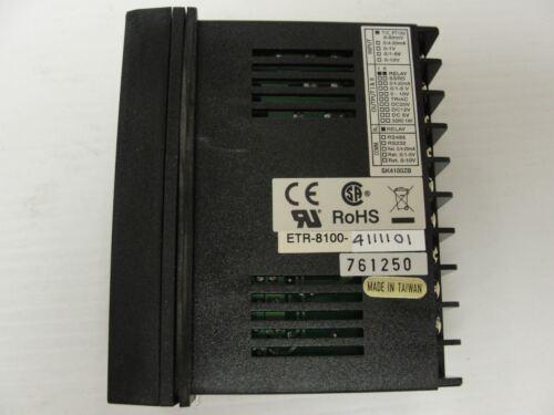 ETR-8100-4111101 New Ogden Temp Control