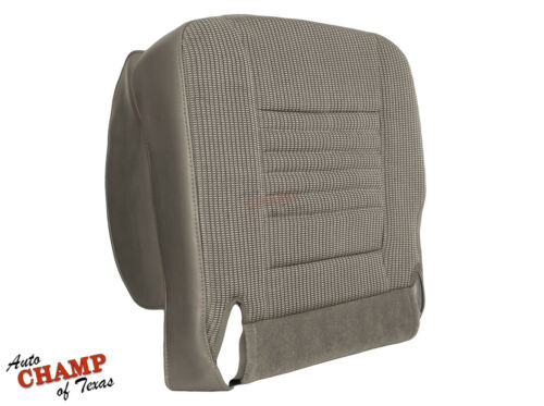 2009 Dodge Ram 2500 WORK TRUCK Base ST Driver Side Bottom Cloth Seat Cover Tan