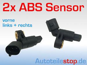 ABS-Sensor-VA-li-re-vorne-VW-LUPO-1-6-GTI-Raddrehzahl-1-4-16V-TDI