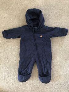 Acheter Pas Cher Bleu Marine Gap Baby Combinaison De Ski 3-6 Mois-afficher Le Titre D'origine Pour Classer En Premier Parmi Les Produits Similaires