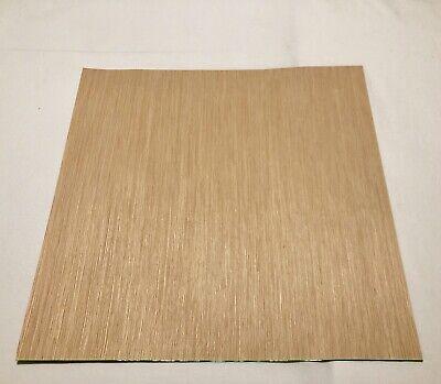 "1//42 Thick 4.5 Sq Ft 1 Sheet 23"" X 28.5"" Composite Wenge Wood Veneer"