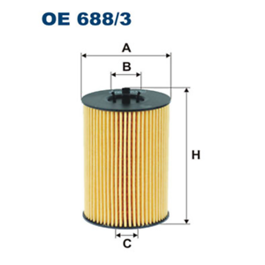 Oil-Filter-Filtron-OE688-3