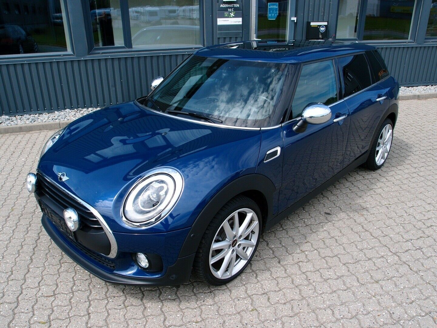Mini Clubman One 1,5 D 116 6d