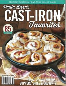 Paula-Deen-039-s-Cast-Iron-Favorites-85-Top-Rated-Tips-amp-Recipes-2016