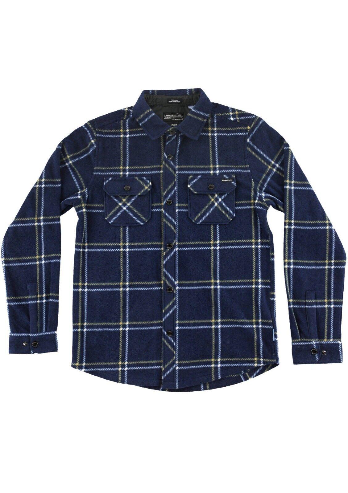 O'Neill Glacier Series Two Shirt (M) Navy