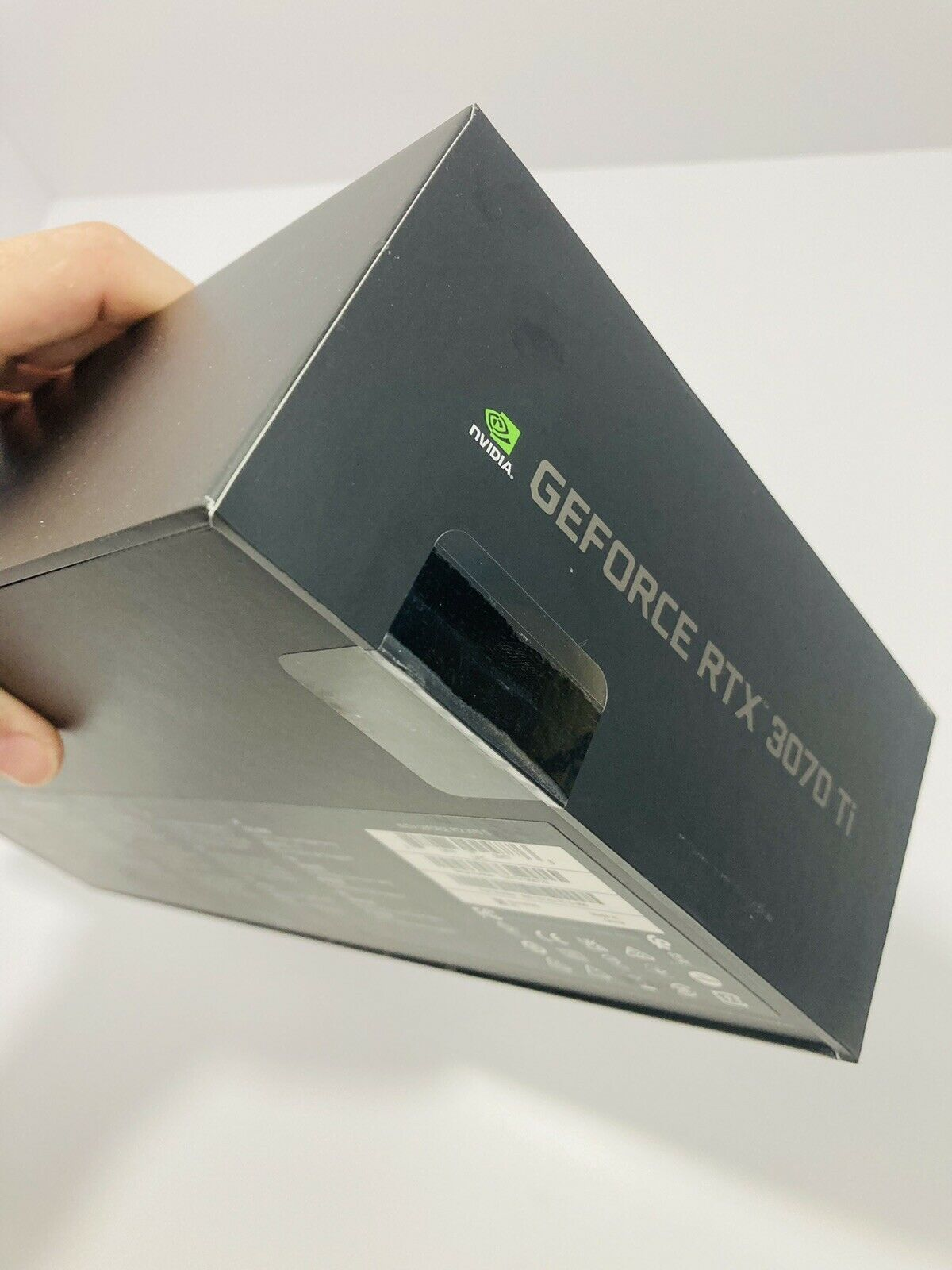 NVIDIA GeForce RTX 3070 Ti Founders Edition 8GB GDDR6X Graphics Card *SEALED*