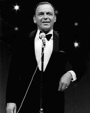 1965 Singer FRANK SINATRA Glossy 8x10 Photo Film Actor Print Music Poster