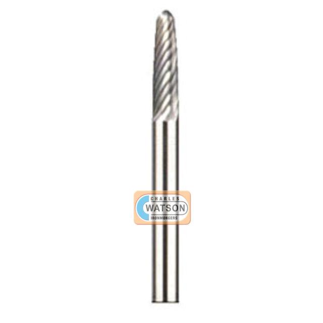 Dremel Universalwerkzeug Zubehör 9910 3.2mm Wolfram Karbid Schneider Speer