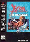X-COM: UFO Defense (Sony PlayStation 1, 1995)